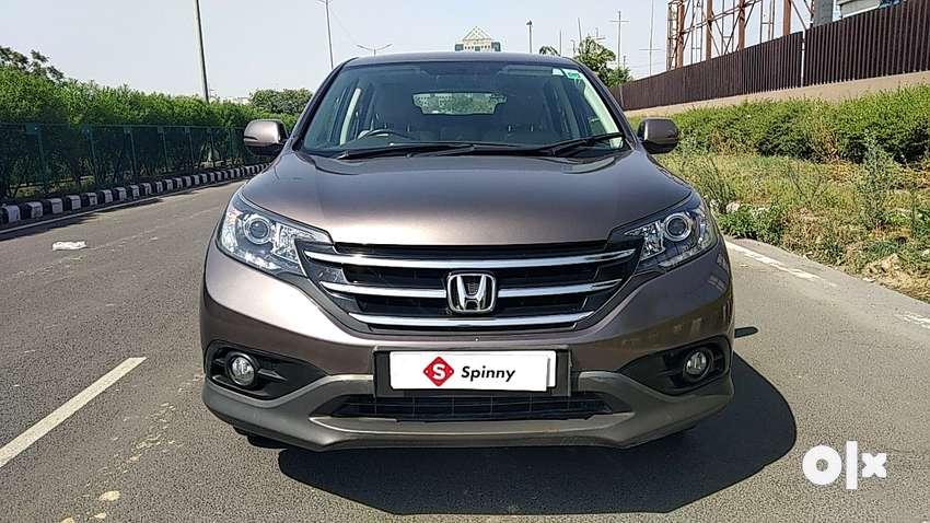 Honda CR-V 2.4 MT, 2015, Petrol 0
