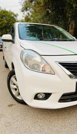 Nissan Sunny XE, 2012, Petrol