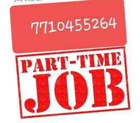 Offering job data entry work