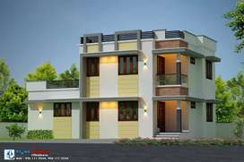 Furnished House For Sale In Thrissur