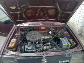 Want to sale my Khyber/exchange with mehran