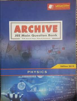 JEE MAINS ARCHIVE (FIITJEE) MATHS, PHYSICS, CHEMISTRY