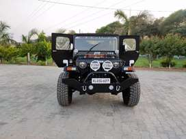 Harsh jain motors jeeps