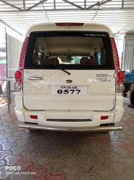 Mahindra Scorpio VLX 4WD Automatic MHawk, 2014, Diesel