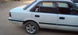 Excwlwnt condition 88 corolla reg.2000