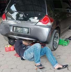 Dg dipasangkan BALANCE DAMPER Mobil diJamin Anti Limbung, Garansi 2 TH