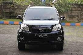 Toyota Rush G Manual 2013, Tangan Pertama