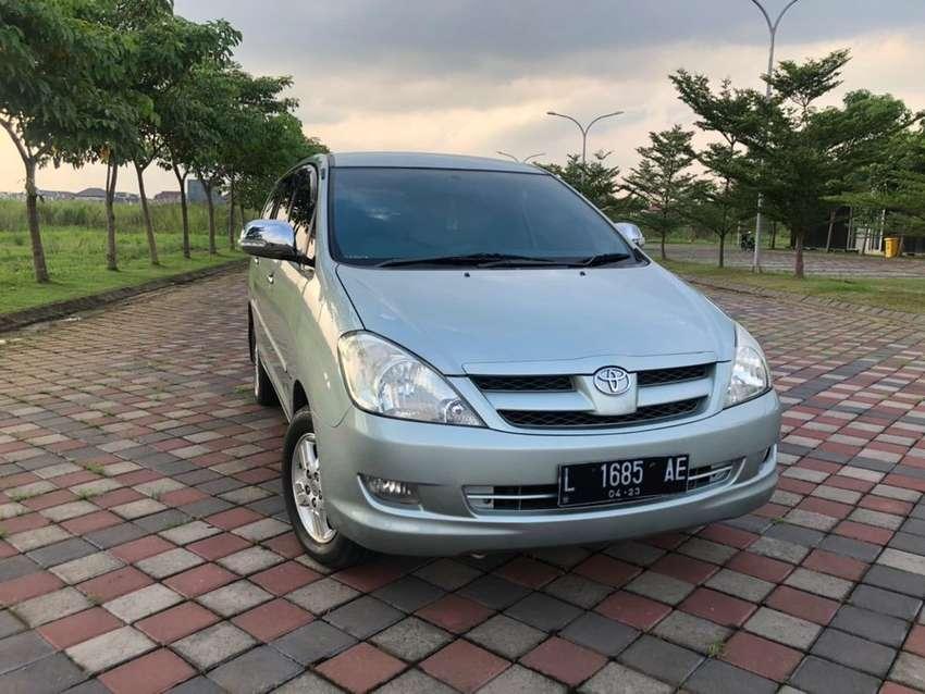 Innova G diesel 2008 manual ANTIK LOW KM TANGAN PERTAMA 0