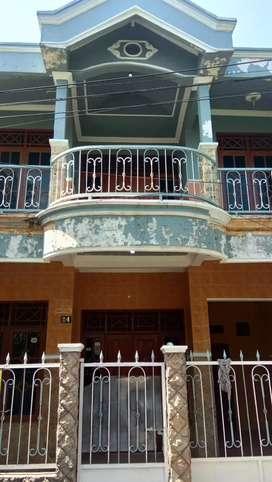 Rumah 2 Lantai full Marmer