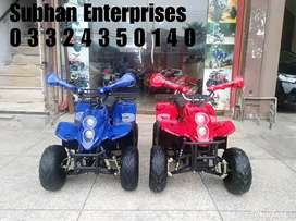 Safely Ride For Atv Quad 4 Wheel Bikes For Sell Home Delivery All Pak