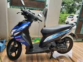 Motor vario 110 tahun 2013