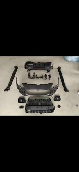Swift 2018 sports gt kit abs plastic made in Taiwan