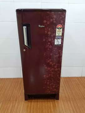 Free home delivery used second hand single door refrigerator