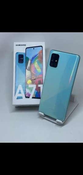 Samsung Galaxy A71 sein resmi bisa tukar tambah