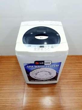 LG turbodrum 6kg top load washing machine