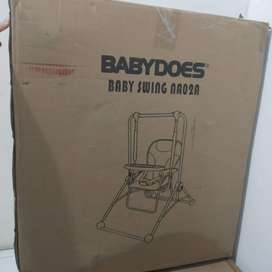 Babydoes Baby Swing (ayunan bayi)