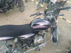 Bajaj discover 112 cc excellent condition and with insurance upto 2020