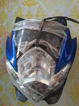 Headlamp Suzuki Satria