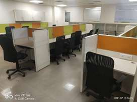 Furnished office on rent in Mahape at Rupa Solitair