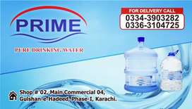 Prime Mineral Water