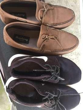 Sepatu pria size 42 dan 43
