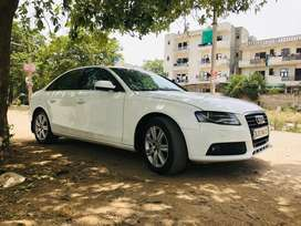 Audi A4 2009 Petrol Well Maintained