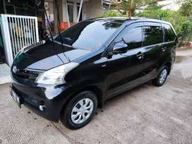 Toyota Avanza 1.3 E Tahun 2015 / Hitam/ (Nego)