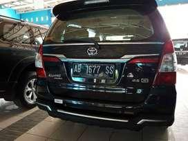 Toyota kijang Innova G DIESEL Automatic th 2014