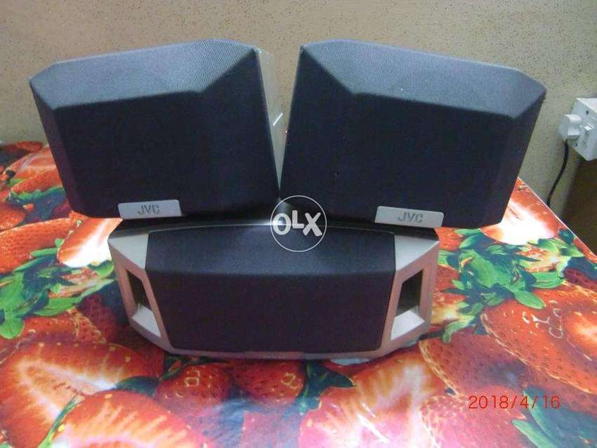 3 Jvc speakers 90 watt japan  for car 0