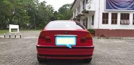 Dijual BMW 318i A,E46,M43 tahun 2000.Metic
