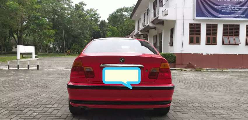 Dijual BMW 318i A,E46,M43 tahun 2000.Metic 0