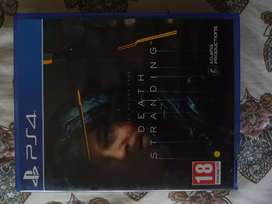 Death Stranding PS4 Mint condition