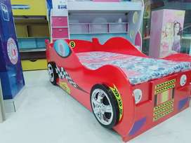 Car Bed Double F2