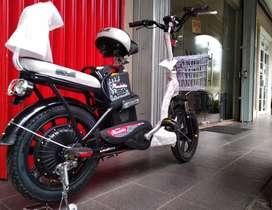 SELIS Mandalikka / moped / sepeda listrik (promo)