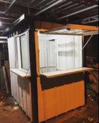 Booth container untuk segala usaha anda