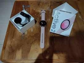 Samsung Galaxy Watch Active 2 (44mm) - Pink Gold