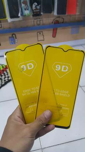 TEMPERED GLASS FULL REDMI NOTE 8 PRO
