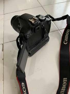 Canon 650D paket lengkap
