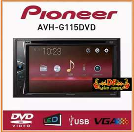 Pioneer AVH G115 [ DF Car Audio]