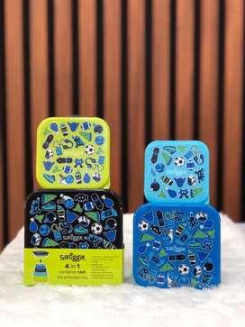 Smiggle Lunch Box / kotak makan anak authentic ori murah