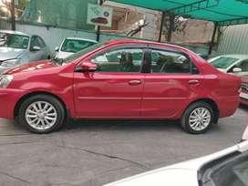 Toyota Etios VXD, 2015, Diesel