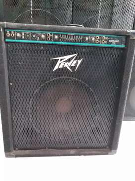 Ampli Bas Peavey Combo 115 list biru made in usa