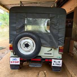 Mahindra jeep DI(alter in MDI), 1992, neat and good condition