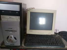 Computer well condition