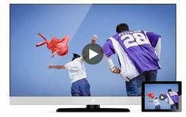 40 inch simple led tv + full hd resoulation // 2 hdmi ports