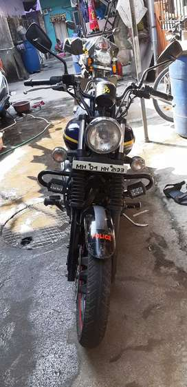Avenger 150 street with good Condition