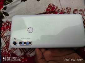 Motorola one fusion plus 6/128 new mobile 20days hua hai