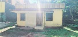 14 Cents Land with 2Bhk Rcc House.
