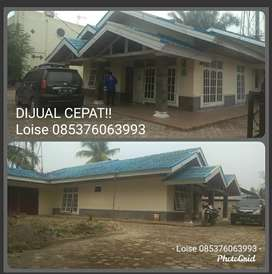 Rumah sekaligus Kos Kosan (jl. Sudirman)