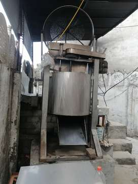 Snacks Products Machinery.